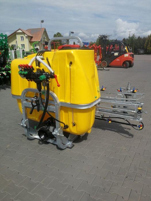 Opryskiwacz TOLMET 600/12 Dostawa FV NOWY 2021 rok transport
