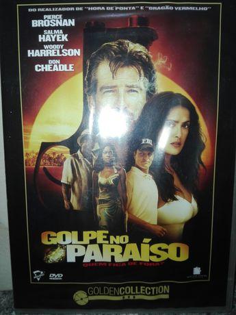 Filme DVD Golpe no Paraiso Ano 2005