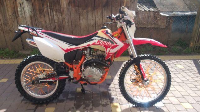 Мотоцикл Kayo t1
