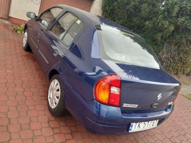 Renault Thalia 2002r. 1.4 Benzyna Zadbana Polecam !!!