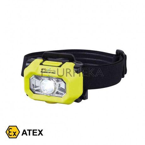 Lanterna de cabeça Safatex HT PRO