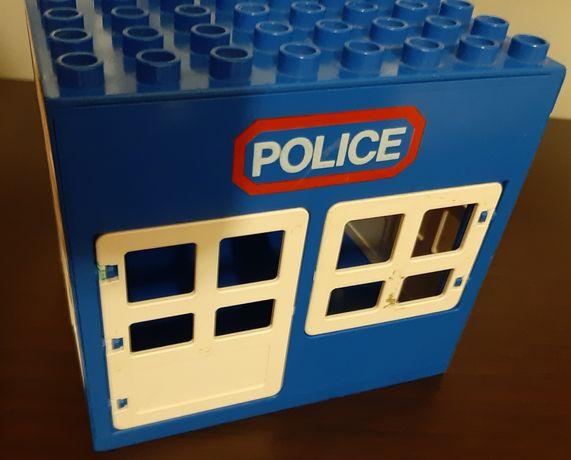 Posterunek policji lego duplo