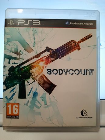 Gra PS3 Bodycount