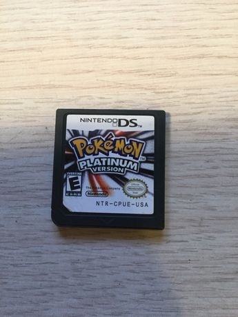 Pokemon Platinum version Nintendo Ds/2ds/3ds gra