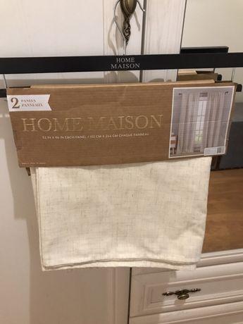 Home Maison zasłony