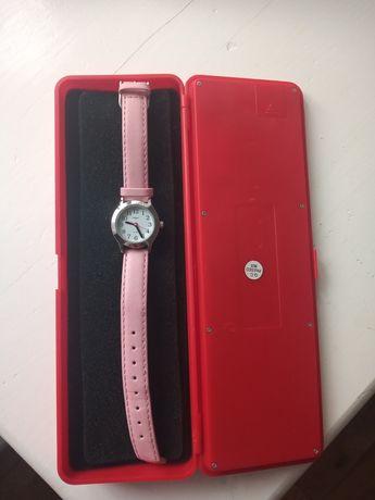 Zegarek Timex dla dziewczynki i kalkulator