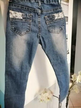 Spodenki jeansowe hm 110