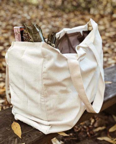 Эко- сумки из ткани.