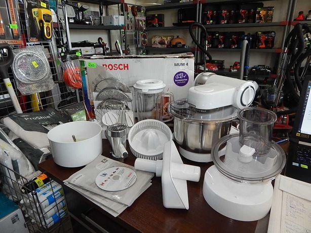 Mikser Robot planetarny Robot kuchenny Bosch MUM4880/08