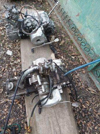 Двигатель  дельта 50 сс