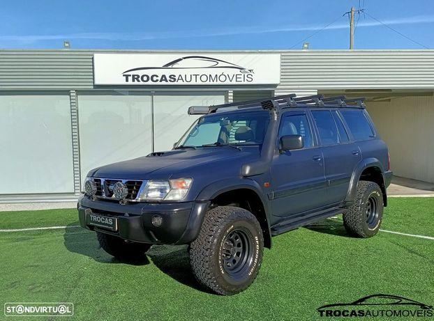 Nissan Patrol GR 3.0 Di Elegance Aut.