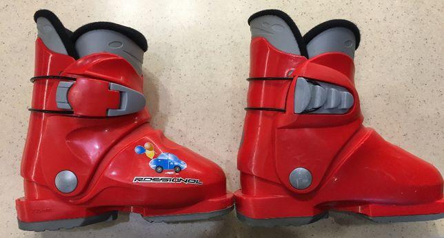 ROSSIGNOL buty narciarskie R18 rozm 26 wkł. 16,5