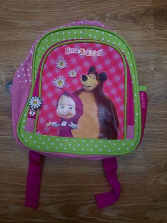 Plecak dziewczecy