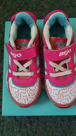 Buty dziewczęce BEJO