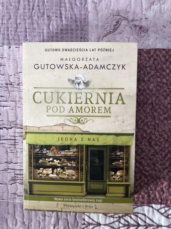 """Nowa książka """"Cukiernia pod Amorem"""""""