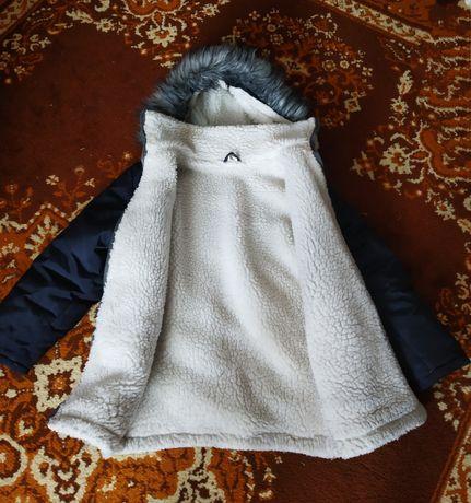 Куртка для подростка 8-10лет