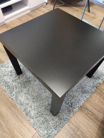 Stolik Lack Ikea czarny