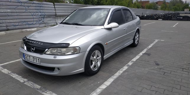 Opel Vectra B Irmscher design