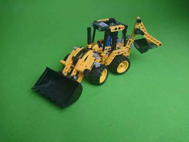 Lego Technic 42004 Koparko-Ładowarka