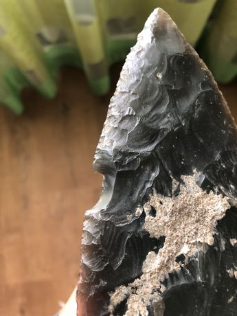 Копйо каменого века из кремня