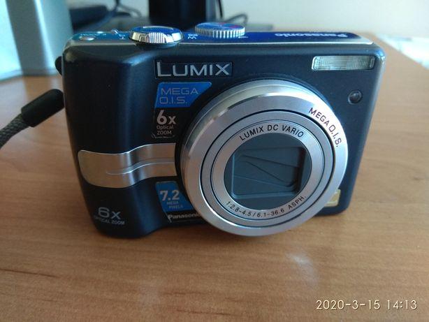 Aparat fotograficzny Panasonic Lumix LZ7 stan idealny