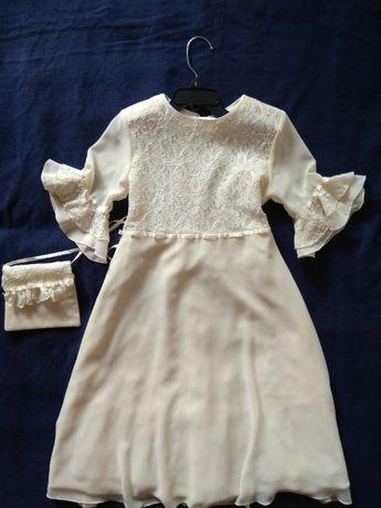 Нарядное платье для принцессы 9-11 лет
