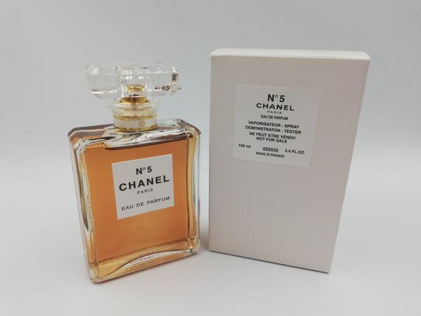 Perfumy CHANEL No5 100ml Tester Wyprzedaż