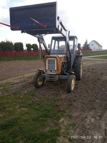 Sprzedam traktor Ursus C 360 - 3P z ładowaczem