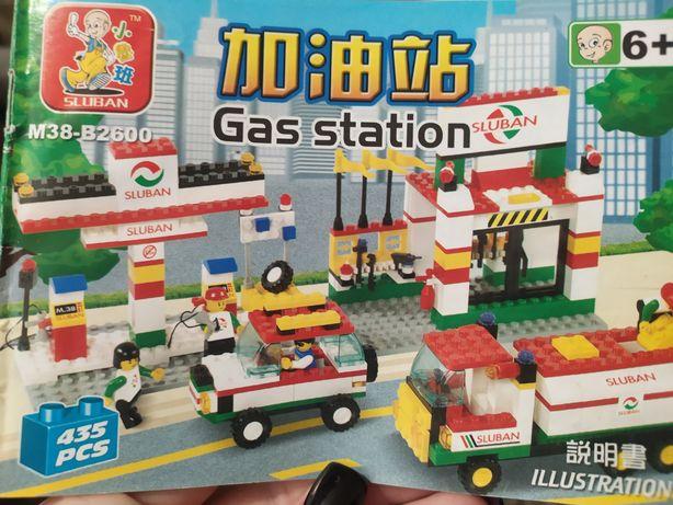 Лего (заправка 2 приміщення і 2 машини)