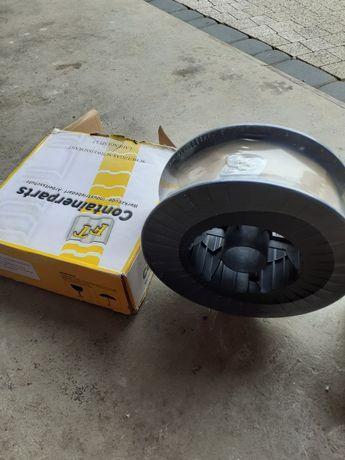 Drut spawalniczy 1 mm MIG MAG15 kg