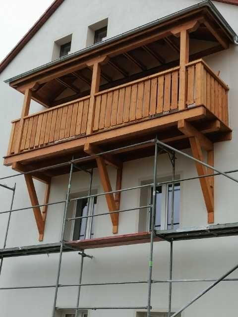 Tarasy,balkony,budowa i wykończenia! Górowo Iławeckie - image 1