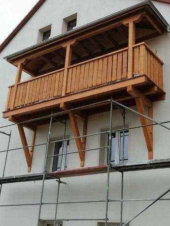 Tarasy,balkony,budowa i wykończenia!