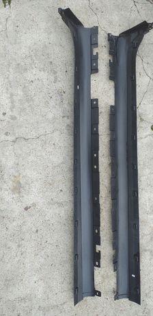 Okazja ! Progi listwy progowe listwy boczne BMW X3 f25 cena za 2 sztuk