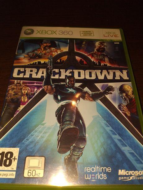 Crackdown gra na Xbox 360