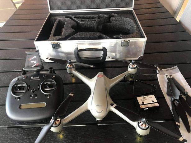 Dron potensic D80 mocne silniki bezszczotkowe z GPS