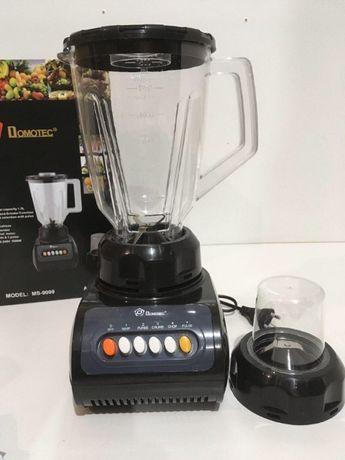 Блендер, измельчитель, кофемолка Domotec 1500 вт Германия
