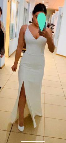 Платье свадебное вечернее белое біле сукня весільна свадебные