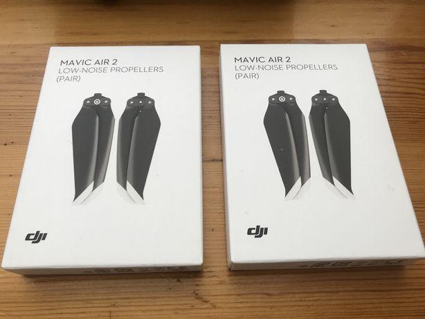 Oryginalne śmigła DJI Mavic Air 2