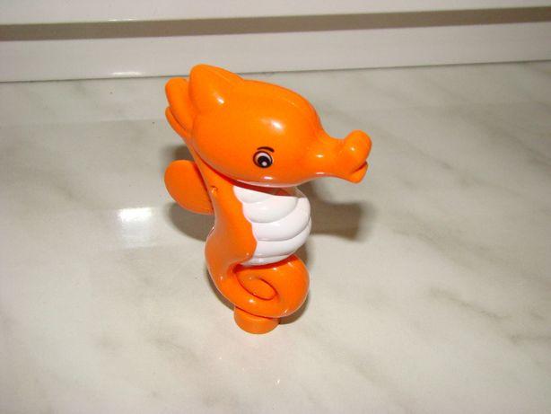 LEGO DUPLO figurka zwierzątko KONIK MORSKI