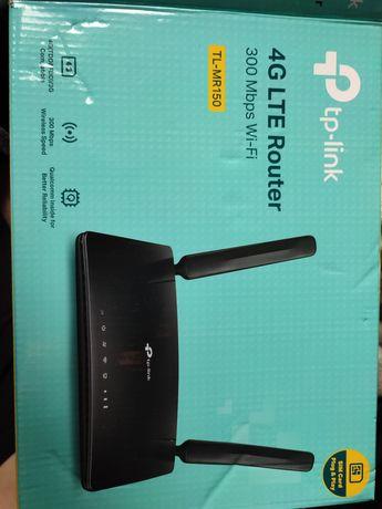 Router tp link tl-mr150 na kartę