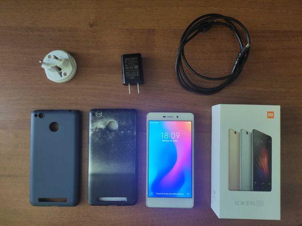 Дешево Xiaomi Redmi 3s 2/16 - повна комплектація