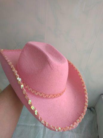 Жіночий ковбойський капелюх