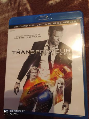 Transporter 4 Blu ray