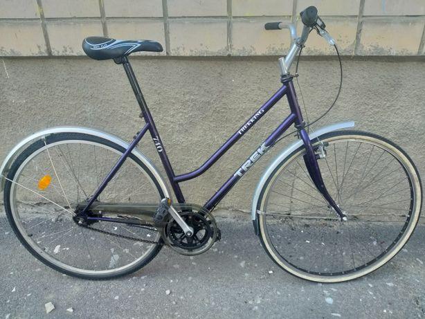 "Велосипед Trek 740 на планетарке, рама хромолевая, колёса 28"""