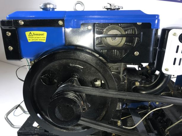 двигатель мотоблок дізельний 180 180E 190 190E 195E 1100E мотор