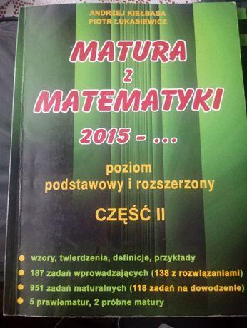 Matura z matematyki 2015., poziom podstawowy i rozszerzony, część 2