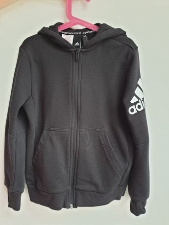 Bluza Adidas 140 czarna