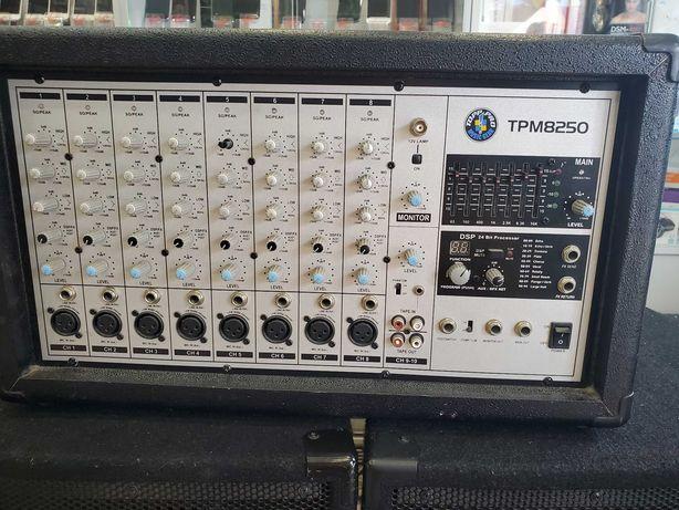 Wzmacniacz Mixer kolumny Topp PRO Music Gear /okazja cenowa