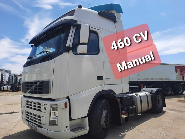 Volvo Fh 460 cv / Manual
