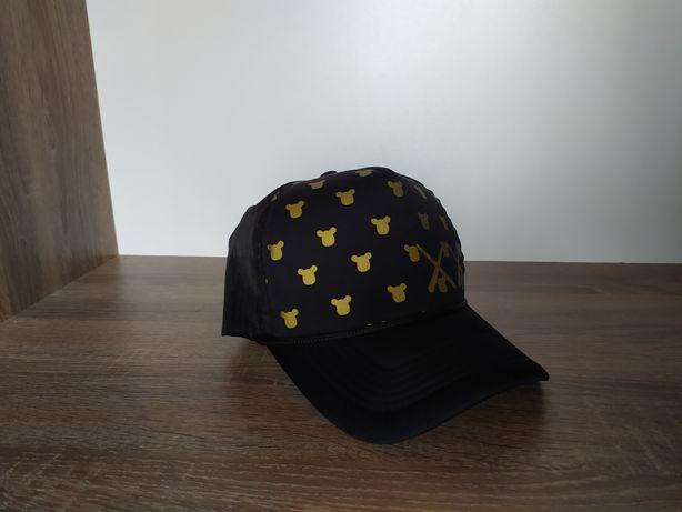 Детская чёрная кепка